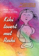 Wanda  Bijster-Smit Kiki tovert met reiki