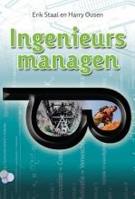 H. Ousen E. Staal, Ingenieurs managen