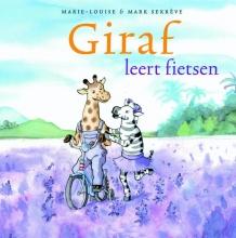 Marie-louise  Sekreve, Mark  Sekreve Giraf leert fietsen