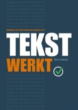 Nicol Tadema- de Voor , Tekst werkt