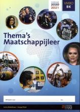 Janine Middelkoop , Thema`s Maatschappijleer vmbo bk 2020 2021 Werkboek