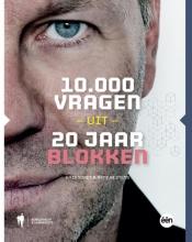 Kris  Soret, Rene  Bijnens 10.000 vragen uit 20 jaar blokken