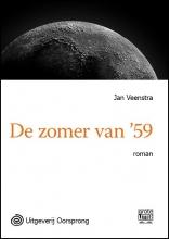 Jan  Veenstra De zomer van `59 - grote letter uitgave