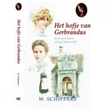 Willem  Schippers 42. Schippersserie Het hofje van Gerbrandus