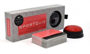 , Sportquiz - Quizdoos met buzzer