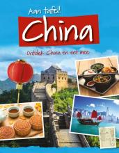 Tracey Kelly , Ontdek China en eet mee