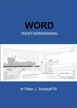 Dr Peter J. Scharpff RI , Word Tekstverwerking