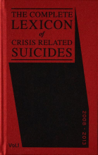 Richard Sluijs , The complete lexicon of crisis related suicides