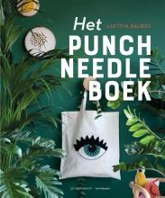Laetitia Dalbies , Het punch needle boek