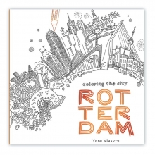 Yana Vlasova , Coloring the City Rotterdam
