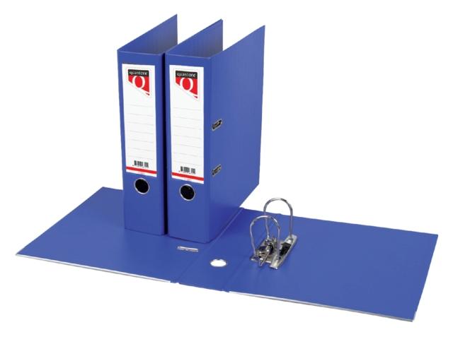 ,Ordner Quantore A4 80mm PP blauw