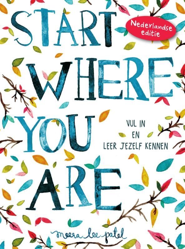 Meera Lee Patel,Start where you are