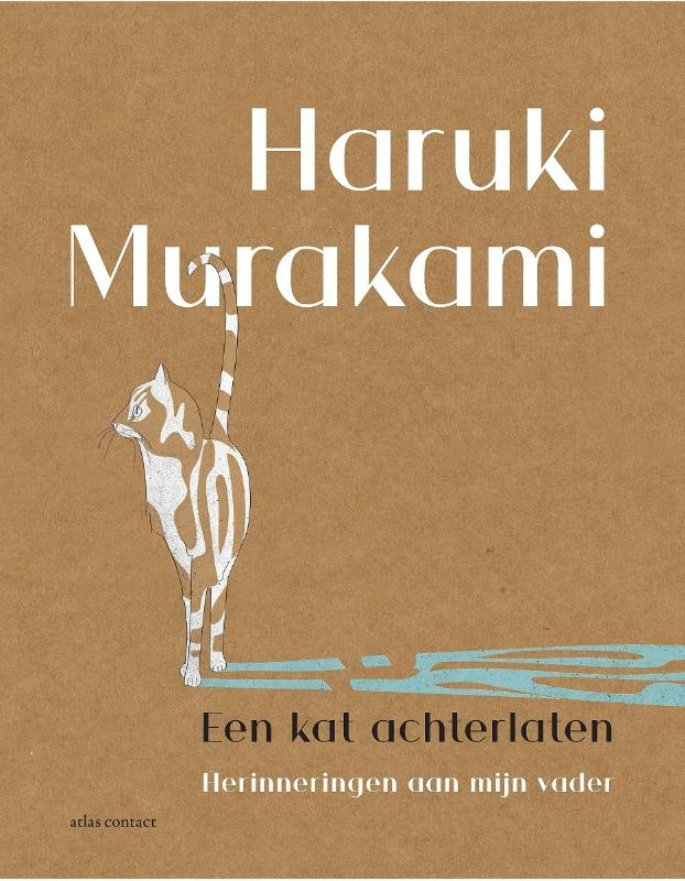Haruki Murakami,Een kat achterlaten