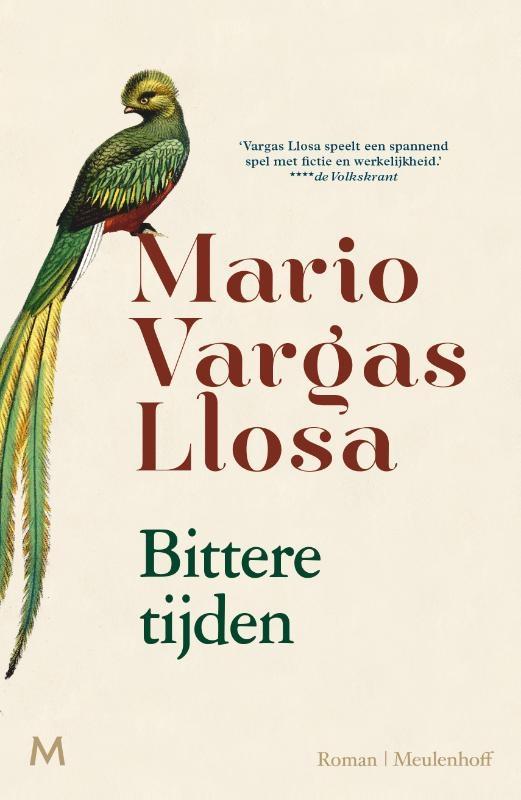 Mario Vargas Llosa,Bittere tijden