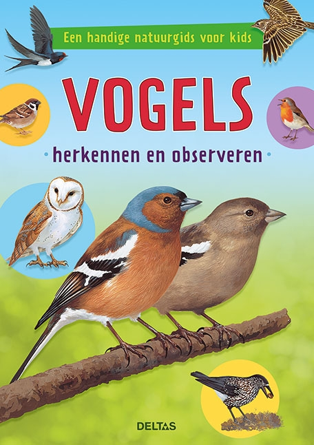 Valerie TRACQUI,Vogels herkennen en observeren