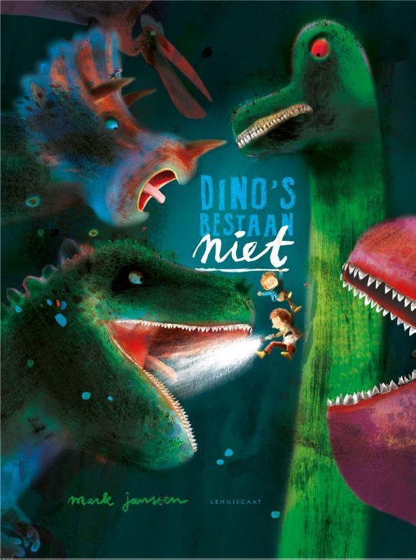 Mark Janssen,Dino`s bestaan niet