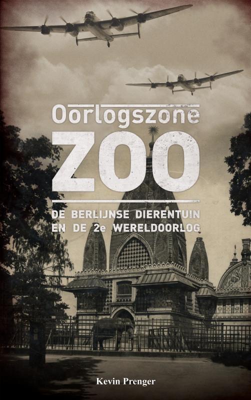 Kevin Prenger,Oorlogszone Zoo