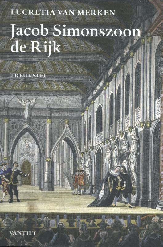 Lucretia Wilhelmina Van Merken,Jacob Simonszoon de Rijk