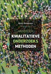 Dimitri Mortelmans,Handboek kwalitatieve onderzoeksmethoden