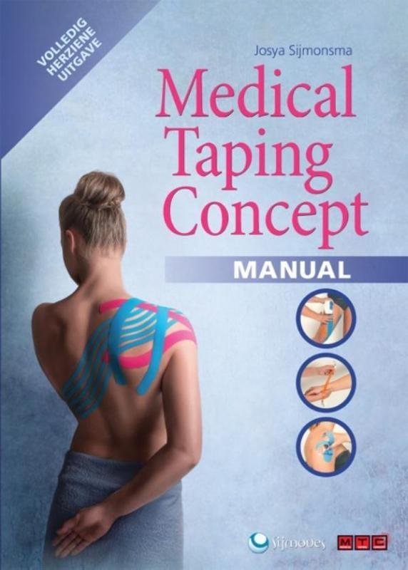 Josya Sijmonsma,Medical taping concept manual