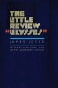 Joyce, James,,The Little Review Ulysses