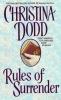 Dodd, Christina,Rules of Surrender