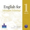 Olejniczak, Maja,English for IT Level 1 Audio CD