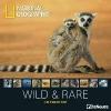 ,National Geographic: Wild & Rare 2017 Brosch�renkalender