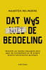<b>Maarten  Reijnders</b>,Dat was niet de bedoeling