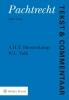 <b>A.H.T.  Heisterkamp, W.L.  Valk</b>,Tekst & Commentaar Pachtrecht