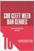 <b>Eline  Lindeboom</b>,God geeft meer dan genoeg