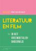 Ewout van der Knaap,Literatuur en film in het vreemdetalenonderwijs