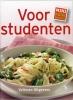 <b>Mini-kookboekje: voor studenten</b>,