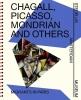 ,Chagall, Picasso, Mondriaan e.a.