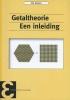 Frits  Beukers,Epsilon uitgaven Getaltheorie – Een inleiding