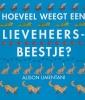 Alison  Limentani,Hoeveel weegt een lieveheersbeestje?