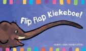 Guido van Genechten,Flip flap kiekeboe!