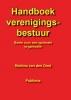Martina van den Dool,Handboek verenigingsbestuur