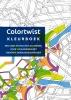 <b>Jeroen  Bakker</b>,Kleurboek Colortwist