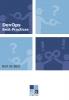 Bart de Best ,Dbmetrics DevOps Best Practices