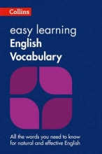 Collins Dictionaries Easy Learning English Vocabulary