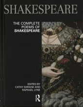 Shrank, Cathy The Complete Poems of Shakespeare