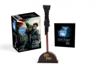 Harry Potter Wizard`s Wand with Sticker Book