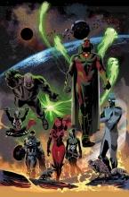 Remender, Rick Uncanny Avengers 1
