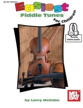 McCabe, Larry EASIEST FIDDLE TUNES FOR CHILDREN BOOKON