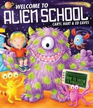 Hart, Caryl Welcome to Alien School