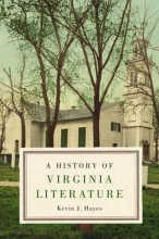 Hayes, Kevin J History of Virginia Literature