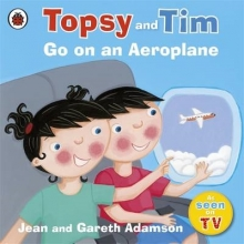 Adamson, Jean Topsy and Tim: Go on an Aeroplane