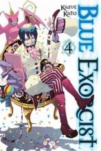 Kato, Kazue Blue Exorcist 4
