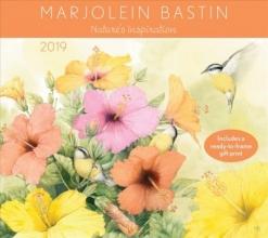 Marjolein Bastin 2019 Calendar